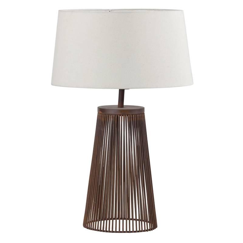 DISENO 3 - Lámpara Jaula Sobremesa