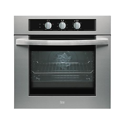 Teka horno empotrado fga 820 plateado for Dimensiones horno empotrado