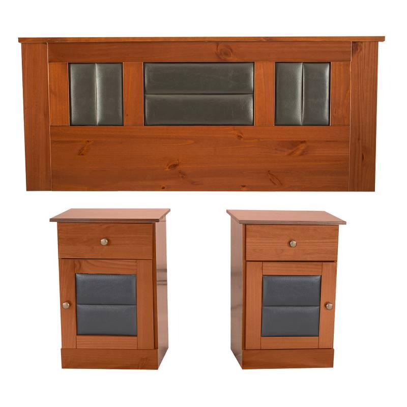 FLEX - Set de muebles Lorraine 2 plazas Flex