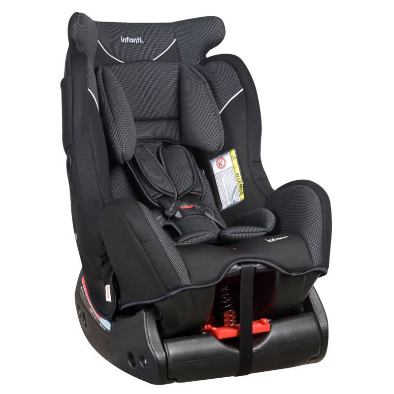 Infanti - SILLA AUTO INFANTI S500 Negro