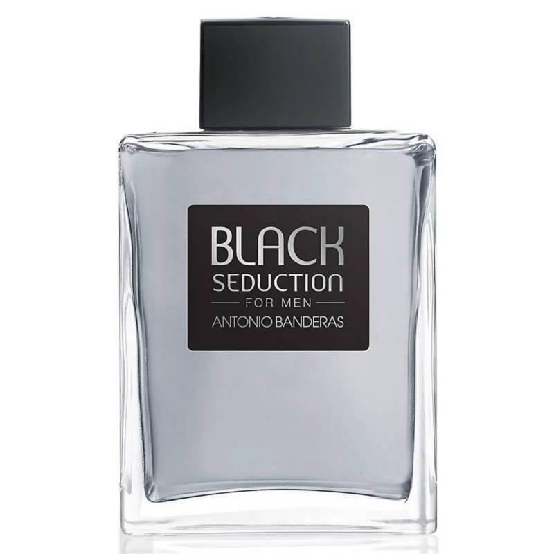 ANTONIO BANDERAS - Perfume HombreSeduction In Black Edt 200Ml