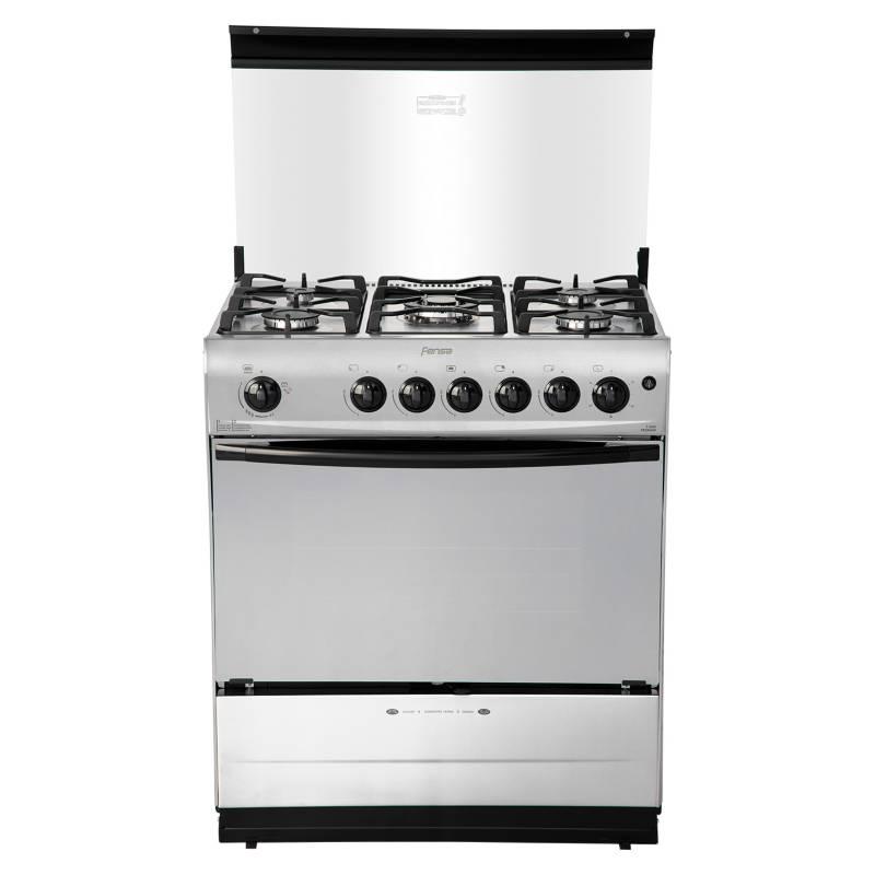 Fensa - Cocina 5 Quemadores F5500 Premium
