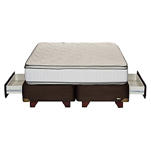 Cama Europea Innova King Base Dividida