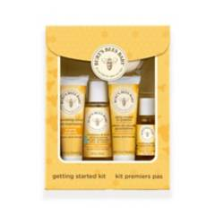 BURTS BEES - Kit de Regalo Burt's Bees Baby Getting Started
