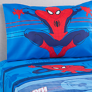 Sábana estampada Spider Man