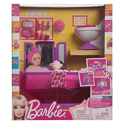 Muebles ba o para barbie for Muebles para barbie