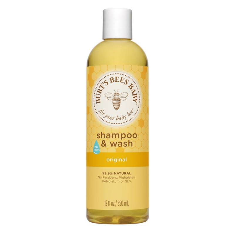 Burts Bees - Shampoo y Jabón Líquido Burt's Bees Baby Original 235 ml