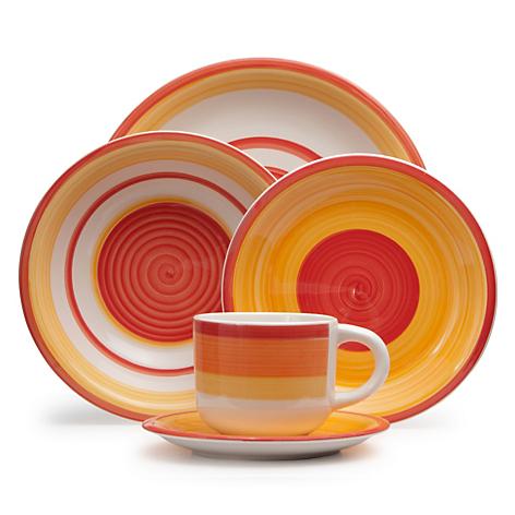 Juego de vajilla cer mica 30 piezas acapulco for Vajilla ceramica