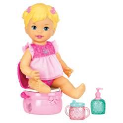 Muñeca Aprende a ir al Baño