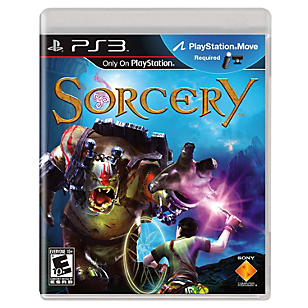 Juego Sorcery PS3