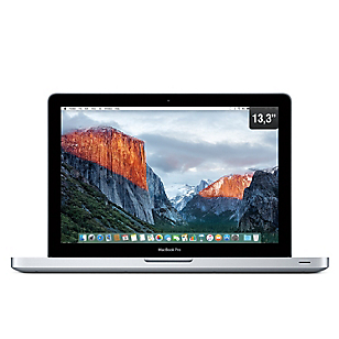 MacBook Pro Intel Core i5 4GB RAM-500GB DD 13,3
