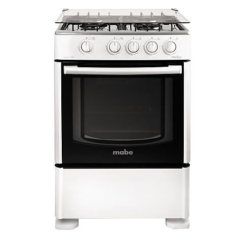 Mabe Cocina 4 Quemadores Cmc5510bch 0