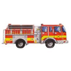 MELISSA & DOUG - Giant Fire Floor 24 Pc