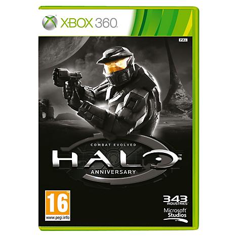 Microsoft Juego Xbox 360 Halo Anniversary Falabella Com