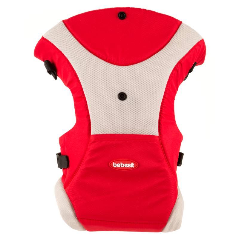 Bebesit - Porta Bebé B009 Rojo