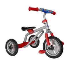 KIDSCOOL - Triciclo Básico Rojo