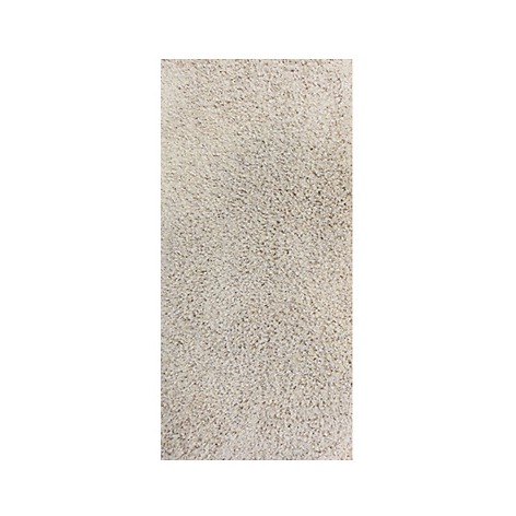 Dib alfombra shaggy beige 150 x 200 cm - Alfombra beige ...