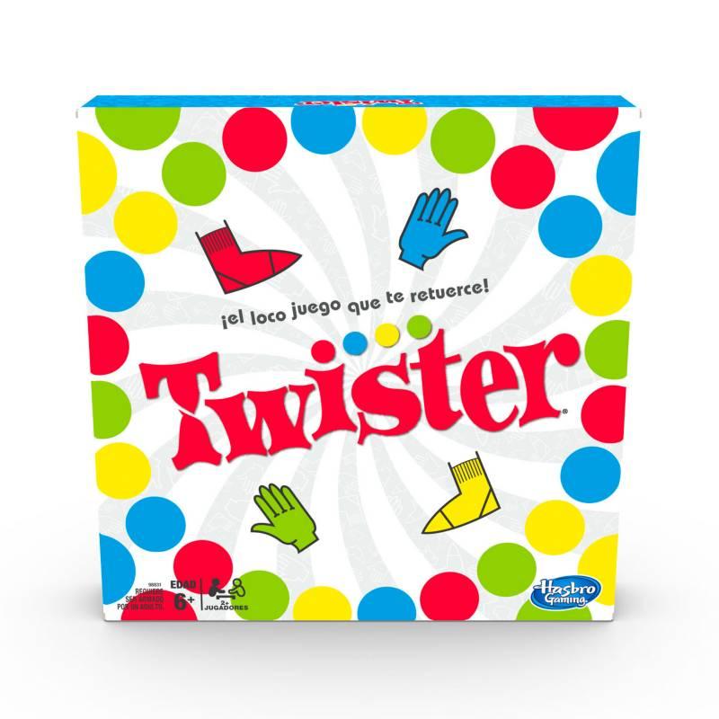 JUEGOS - Juegos De Mesa Hasbro Gaming Twister