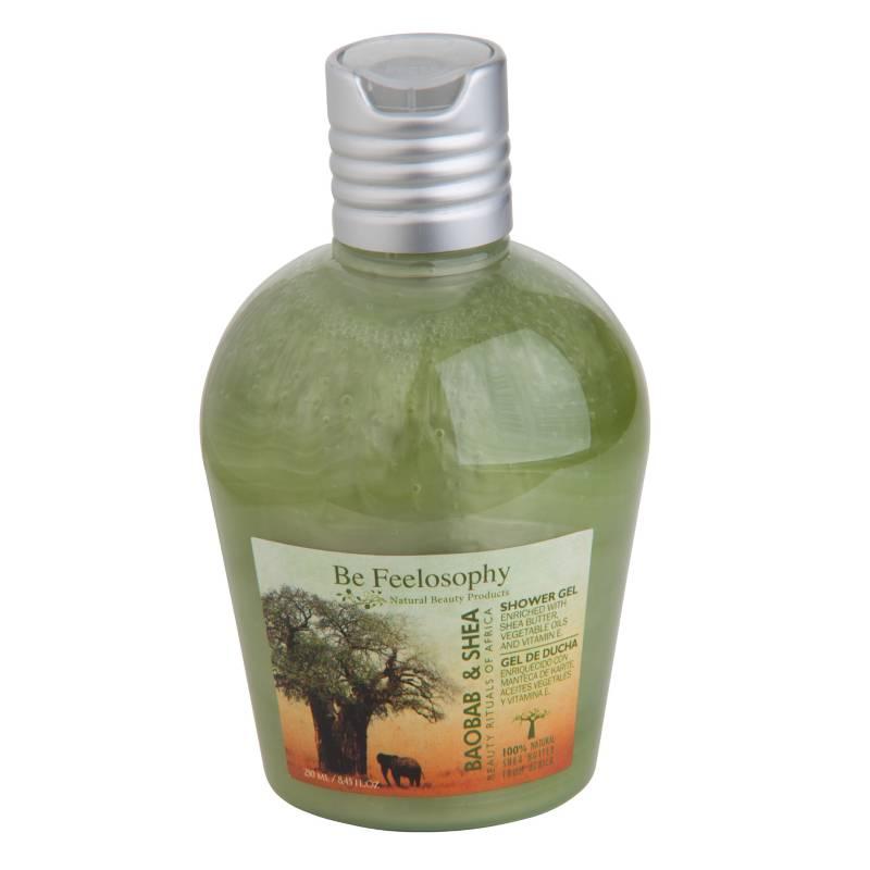 Be Feelosophy - Gel de Ducha Baobab - Shea 250 ml