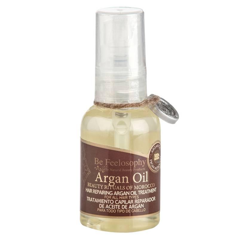 Be Feelosophy - Tratamiento Capilar Reparador de Árgan Oil 50 ml