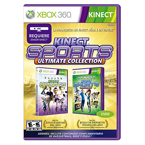 Microsoft Kinect Sports Ultimate Collection Xbox 360 Falabella Com
