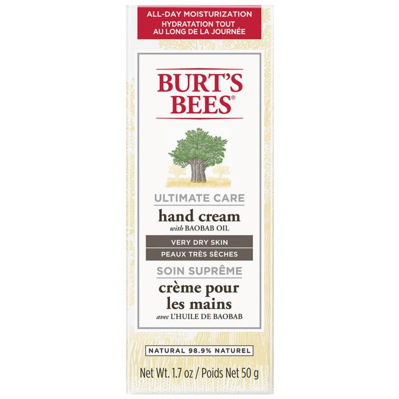 Burts Bees - Crema para Manos Ultimate Care Cuidado Supremo 90 G