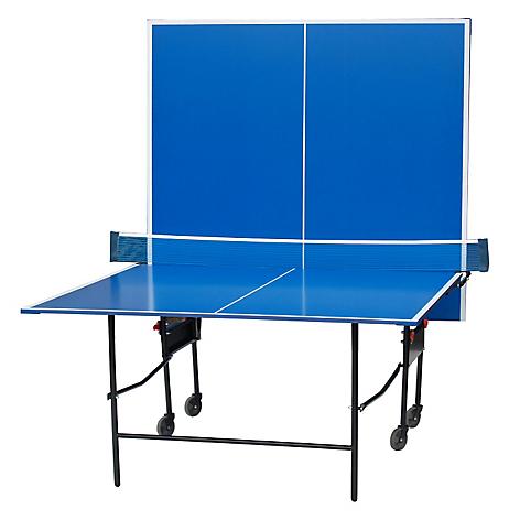 Agm mesa de ping pong con fronton - Mesas de pinpon ...
