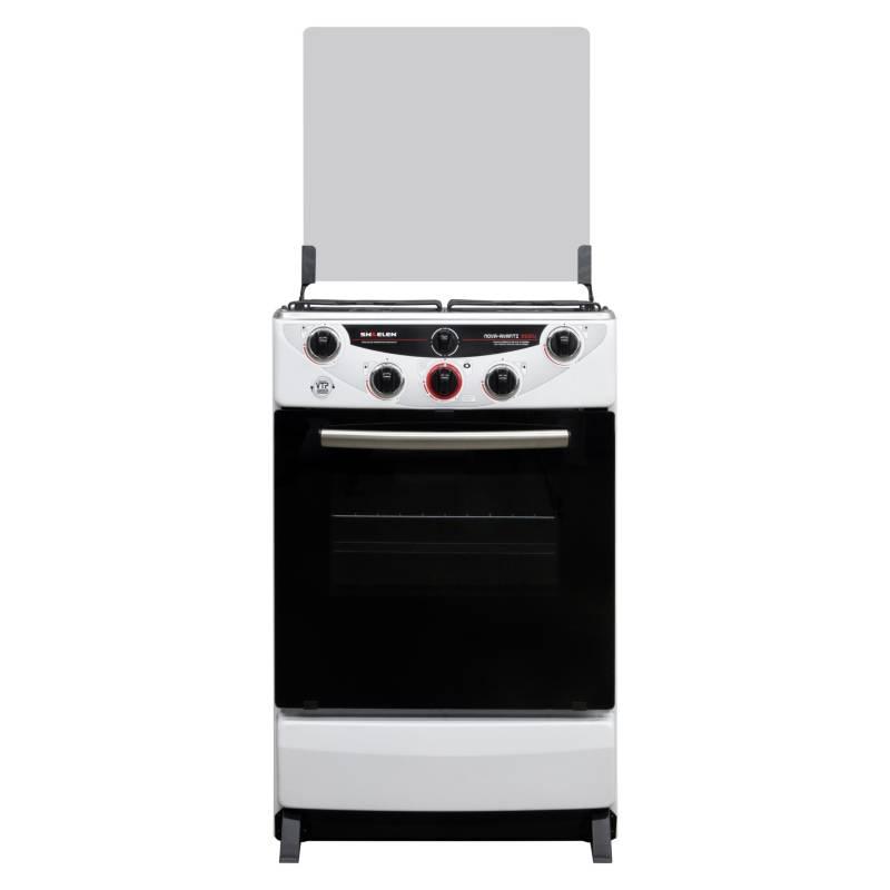 SINDELEN - Cocina 4 Quemadores CH-9350SBL