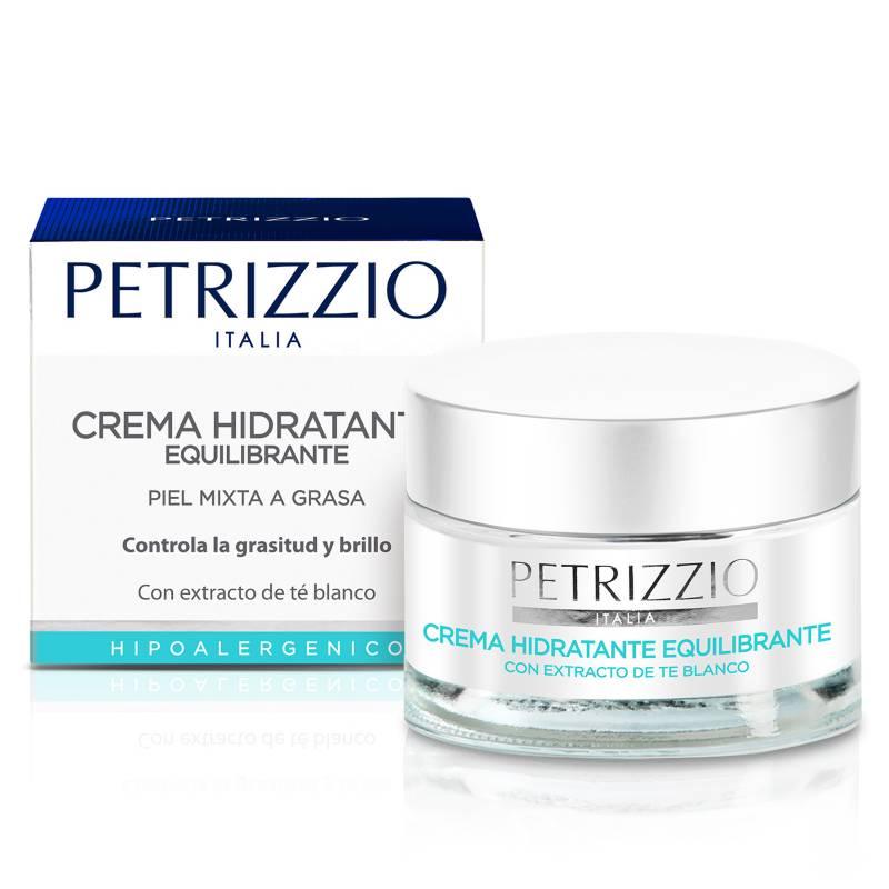 PETRIZZIO - Crema Hidratante Equilibrante de Rostro