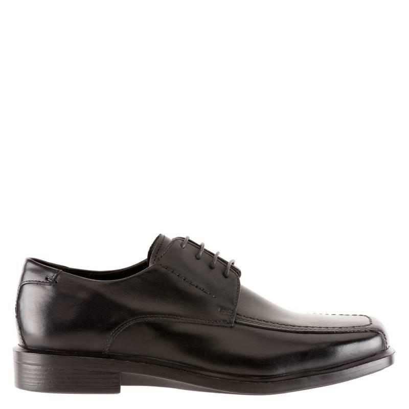 Guante - Zapato Formal Cuero Negro 9811