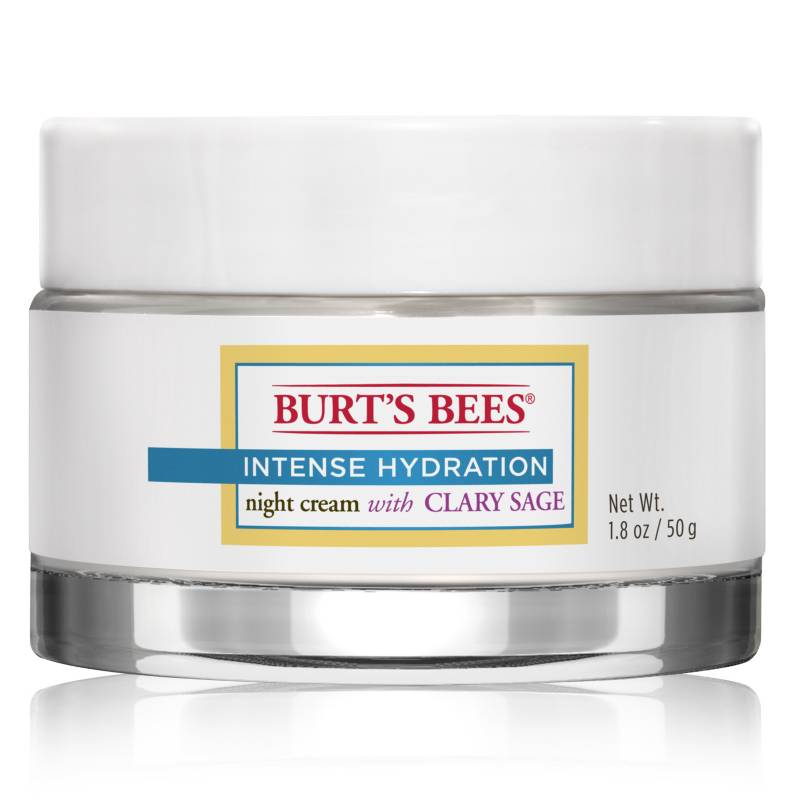 Burts Bees - INTENSE HYDRATION NIGHT CREAM