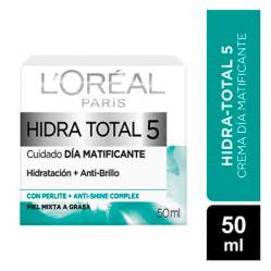 Dermo Expertise - Crema humectante Hidra Total 5