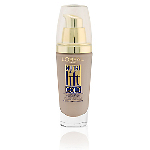 Base de Maquillaje Nutrigold Golden Natural