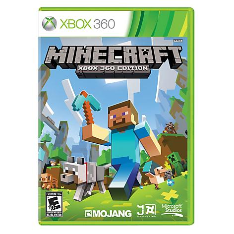 Microsoft Juego Xbox 360 Minecraft Falabella Com