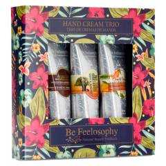 BE FEELOSOPHY - Trío de Cremas de Manos 30 ML