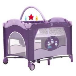 Baby Way - Cuna Corral Pack&Play BW-611A13 Con mudador
