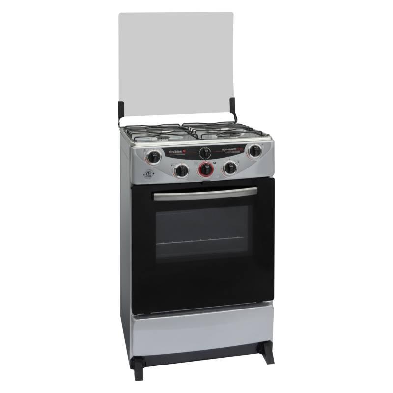 Sindelen - Cocina 4 Quemadores CH-9400