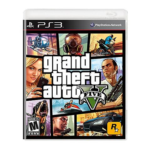 Grand Theft Auto V Ps3 Falabella Com
