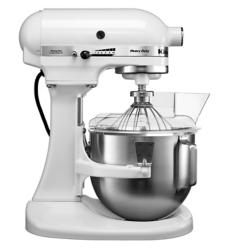 kitchenaid heavy duty mixer manual