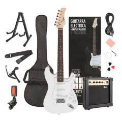 EPIC - Guitarra acústica GS-WHITE 10W