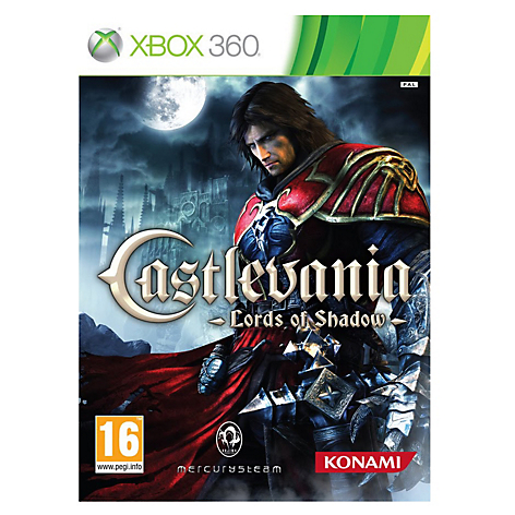 360 Castlevania Lords Xbox Of Shadow 1wfO4v