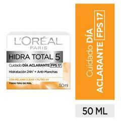 DERMO EXPERTISE - Crema Hidratante Antimanchas 50 ml