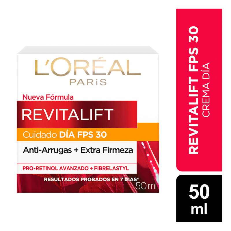 Dermo Expertise - Crema Dexp Revitalift Fps30 Mex 50 ml