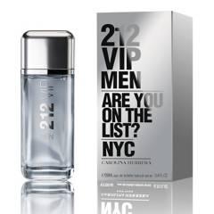 CAROLINA HERRERA - Perfume Hombre 212 Vip Men 200 ml