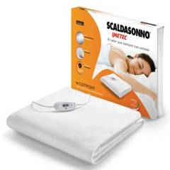 SCALDASONNO - Scaldasonno Calientacama 1 Plaza Comfort