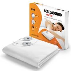 SCALDASONNO - Calientacama 2 Plazas Comfort Matrimonial