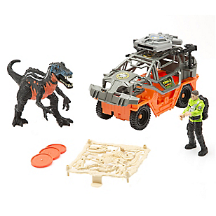 Dino Valley V Dino Attack Playset