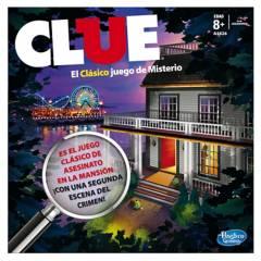JUEGOS - Juegos De Mesa Hasbro Gaming Clue
