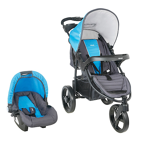 Coche Travel System Tizzy P60 Race