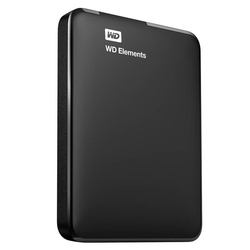 Western Digital - WD Disco duro Elements 1Tb